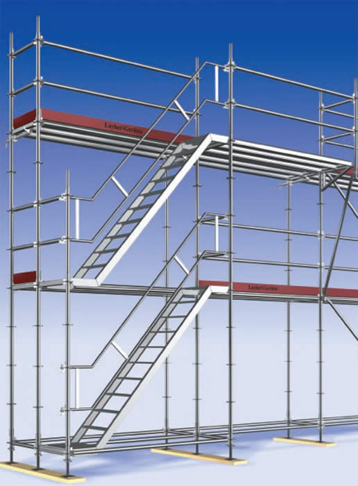 Mobile Scaffold, Acrow Props, Edge Protection, Scaffolding ...