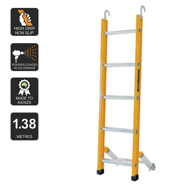 1.38 butlin maxi scaff ladder